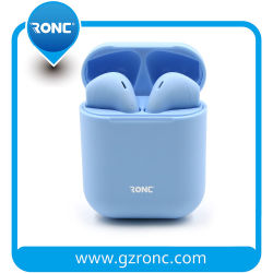 Heißer verkaufenV5.0 bunter Tws Bluetooth Kopfhörer zutreffender drahtloser Earbuds Stereokopfhörer