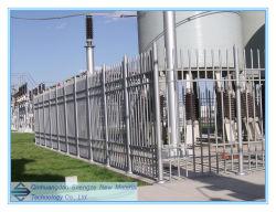 El aislamiento de FRP Valla valla de fibra de vidrio para la protección de seguridad