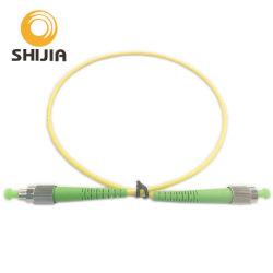 Simplex-FC/APC-FC/APC einzelnes aus optischen FasernKabel des Modus-3.0mm