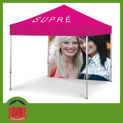 Commercial / un abri de la canopée de pliage en aluminium / tente avec impression personnalisée