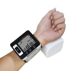 La frecuencia cardíaca aparato Bp esfigmomanómetro de pulso de la FDA aprobado CE BSCI Electrónica Digital Automático Portátil Tensiómetro de muñeca inteligente