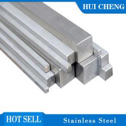 Bonne résistance High-Corrosion 316 ss barre plate