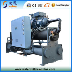 Single-Screw 물 Chillerwater에 의하여 냉각되는 냉각장치 또는 나사 냉각기