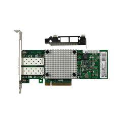 X520-SR 10g à double port SFP+ carte LAN PCIE NIC de réseau basé sur Intel 82599