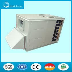 냉각 수용량 52kw를 가진 공기에 의하여 냉각되는 열교환기 옥상 단위 중앙 에어 컨디셔너