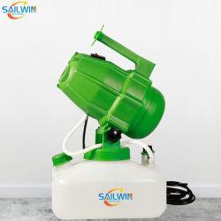 1200W ULV Brouillard Froid machine électrique à la désinfection de l'équipement du pulvérisateur