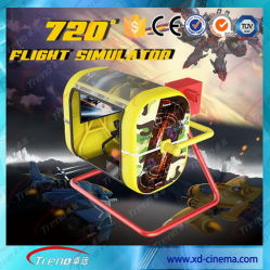 Heißer Verkauf reales 3D/4D/5D/7D/9d/12D fliegen Gefühls-Simulator-Spiel-Maschine/Bewegungs-Simulator mit Münzen-Maschine