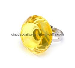 Kristallkleber-Halter-Ring-Ladeplatte für Wimper-Extension
