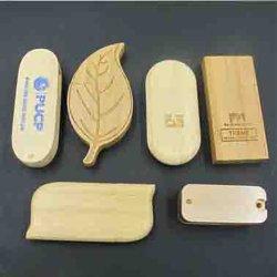 Деревянные флэш-накопитель USB 1g2g4g бамбук U 8g 16g дерева хранения 32g64ГБ