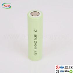 Fic 18.650 3.7V 2500mAh Batería de litio recargable para DV