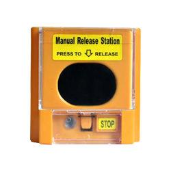Estación automática del desbloquear manual del sistema de control la alarma de incendio