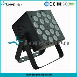 LED 스테이지 디스코 조명 IP20 실내 파 18PCS * 10W 조명