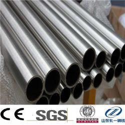 ASTM A269 TP304 TP304L TP304ln TP316 TP316L gran diámetro del tubo de acero inoxidable soldado