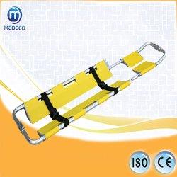 Instrumento hospitalar de suprimentos médicos Goteira de emergência em maca Meb040 (A006)
