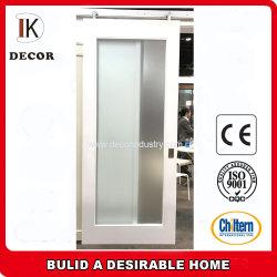 Stall-Tür mit niedrigem Eisen-Laminat-Glas für Gastfreundschaft-Projekte