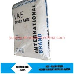 Argamassa de construção Adjuvantes Redispersible Pós de polímero Vae Rdp para Pre-Dry Morta Mistos Factory