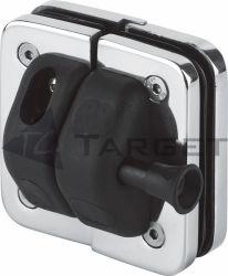 Serratura di portello dell'acciaio inossidabile per la recinzione di vetro del raggruppamento (SP-M103C)