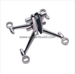거미 유리벽을%s L250e 시리즈 스테인리스 304 거미 이음쇠 또는 유리 기계설비