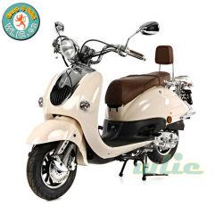 Gas-Bewegungsroller der Qualitäts-50cc/125cc hybrider Retro (Euro 4)