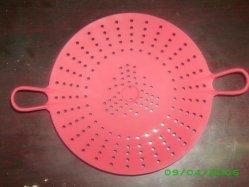 Collander de silicona para el uso de la cocina de todo el mundo