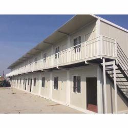Escola Modular Prefab Recipiente de aço Office Casa barato construir