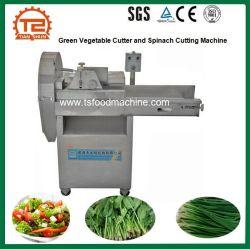 Зеленые овощи и шпинат режущей машины