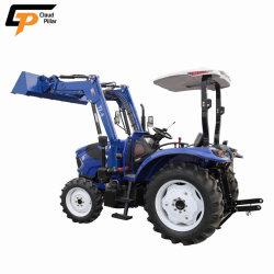 China maquinaria Cp 60Cv 4WD de la máquina del tractor agrícola equipo