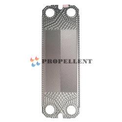 V8 Vicarb NBR Placa personalizada Preço da placa do trocador de calor de óleo para o resfriador de água com alta resistência à corrosão