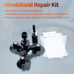 Профессиональные стекла ремонт лобового стекла быстрого ремонта комплект инструментов
