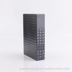 Kundenspezifisches CNC-Maschinerie-Gehäuse für 3.5 Zoll SATA3 SSD/Festkörperplatte/Festplatte 160GB 240GB 1tb