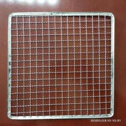 Торговая марка Yaqi различных размеров барбекю проволочной сеткой/оцинкованных Обжатый провод сетка
