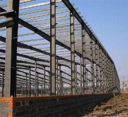 창고를 위한 Prefabricated 강철 구조물 모듈 헛간 건물