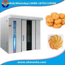 Las Cookies galletas panadería Horno giratorio de la máquina