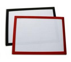 La papeterie du papier A4 poches Effacer fichier magnétique de l'Organiseur de dossier