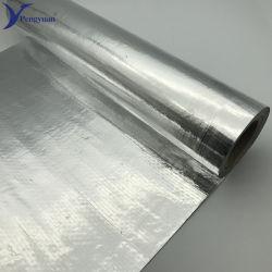 Полипропиленовая пленка белого цвета из алюминиевой фольги из ткани