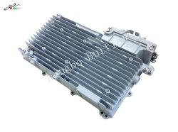 アルミ合金はカスタマイズされるラジエーターまたは脱熱器部品が付いているダイカストを