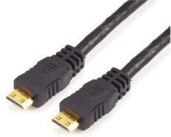 Câble mini HDMI® de vente à chaud, 1,4 V Câble HDMI 1 m/3m/5m/10m
