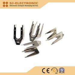 Hochpräzise Mini-Stanzteile aus Blech für Elektronik/Maschine/Medizin