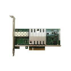 X520-Da1 10gbase PCI明白なX8 82599 Enチップ単一ポートのイーサネットのアダプター