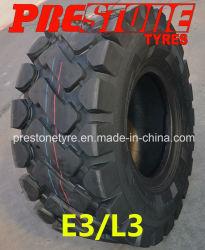 La meilleure qualité et la partialité radiale E3/L3 E4 L5 OTR hors de la route des pneus (20.5-25, 23.5-25 20.5R25, 23. R25 26,5 26.5-25 R25)