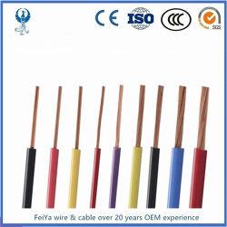 Feiyaオーストラリアの標準(低電圧)産業ケーブルの炎-抑制剤のゼロハロゲンによって架橋結合されるThermoset単心XHf110適用範囲が広い電源コード、0.6/1kv