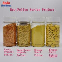 La mejor calidad de Alta Pureza orgánica tecnología nanométrica Polen tableta Lutus & Cole todo el polen de plantas de flores