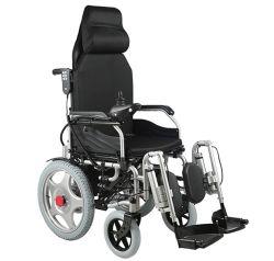 Elektrischer Rollstuhl-älteres untaugliches Auto-älterer faltender Multifunktionsrollstuhl