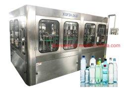 Automatic debaixo de água no solo máquina de enchimento para beber água mineral e água pura