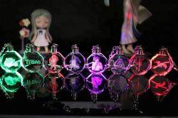 Cristal Attribution Glass Cube, Cadeaux Promotionnels Verre Coloré Populaire Crystal Craft