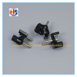 2 Pin Tipo Francés 4,8 Pin Introduzca el enchufe eléctrico
