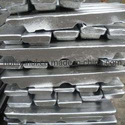 中国のベストセラーの優れたアルミニウムインゴット、高い純度のアルミニウムインゴット99.7%~99.9%