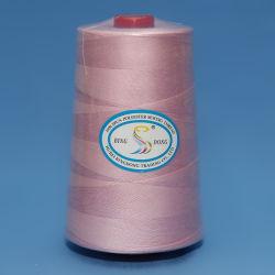 40S/2 40/2 avec 2500yard 3000yard 5000yard par cône Yizheng filé anneau avec matériau en fibre de polyester à 100 % du fil à coudre