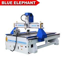 1325 3Dサンプルに木製の部品か彫刻をする木製の切断CNCのルーター機械