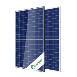 Certification CE Module de la moitié des panneaux solaires multi 5bb les fabricants de cellules